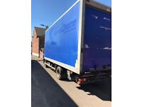 20 ft grp lorry body
