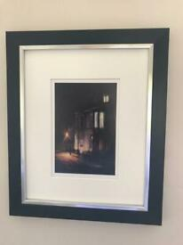 Framed Aberdeen prints by Mary Butterworth
