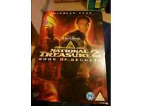 National Treasure 2 dvd