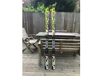 Fischer Competition RC4 Skis 160cm