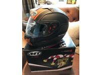 MT Blade motorbike helmet