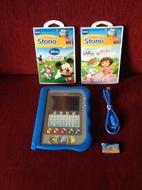 Vtech Storio Animated Interactive Reading System