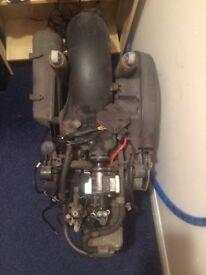 Honda SH 125cc engine