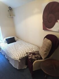 Single Room available to rent, £70 per week with the deposit of one months rent upfront, £280.