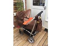 Cosatto cabi 3-1 with car seat