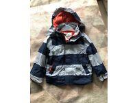 Boys 2-3yrs Boden coat