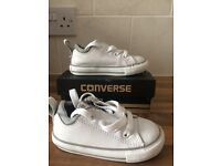 Infant converse trainers