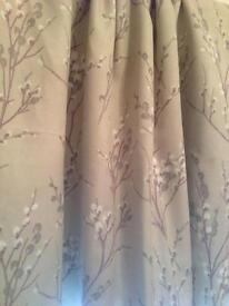 Laura Ashley Pussy Willow linen/cotton fabric