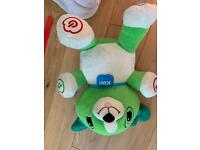 Soft toy with sounds