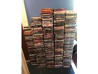 Over 750 DVDS