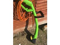 Green Challenge Grass Trimmer