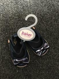 Ted baker baby shoes