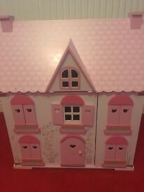 Rosebud cottage from the early learning centre