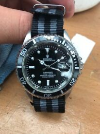 Men's watch have lots more just contact for info