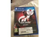Gran Turismo Sport for PlayStation 4 (PS4)