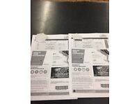 2x Clyde 1 live tickets Sunday 18th December