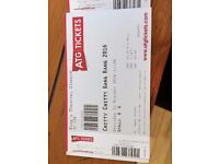 2 adult, 2 kids Chitty Chitty Bang Bang tickets - Kings Theatre, Glasgow