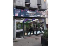 Barber shop for sale £27000