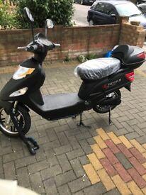 E - Rider (Electronic Bike)