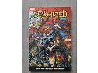 Marvel Comis Books Spider Man, Venom, DC,