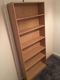 Wooden Bookshelf in great condition