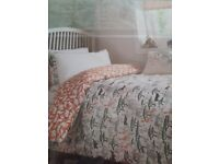 Emma Bridgewater Safari single duvet NEW