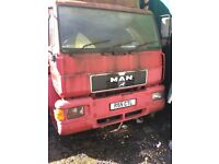 Man 6.9 Twin Deck Car Transporter