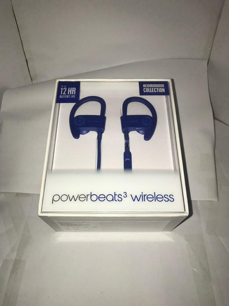 7fda3bc5a90 Beats by Dre power beats in ear wireless headphones offers welcome ...