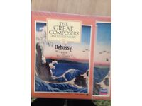 The great composers Lp