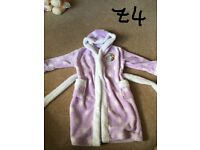 Frozen dressing gown 4-5yrs