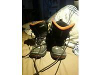 Airwalk Snowboarding Boots 9.5