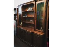 Antique Pine Ducal Dresser
