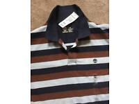 Brand new with tags Timberland polo shirt (large)