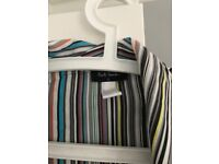 BN MENS GENUINE PAUL SMITH STRIPE DRESSING GOWN PERFECT GIFT