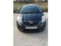 Toyota, YARIS, Hatchback, 2008, Manual, 1.33l, 3 doors