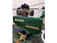 Qualcast cultimatic rotovator, Atco A114 alloy engine with eletronic ignition, recently refurbished.