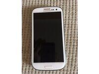 Samsung Galaxy S 3 & phone case