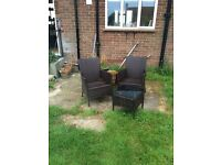 Elegant Chairs and table for sale