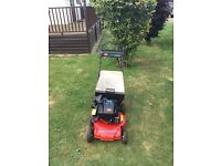 Petrol Mower Toro Recycler 550 . 20 inch cut.