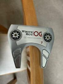 Odyssey White Hot OG 7 Stroke Lab OS Putter
