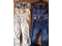 Boys Jeans and Trousers Age 3-4 years