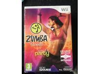 Wii Zumba
