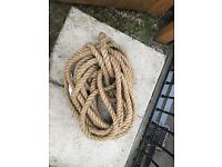 Fitness rope / tug of war rope only £15
