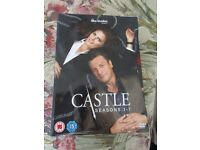 Castle DVDs Seasons 1 - 7 Boxed set (39 discs) . watched once - in great condition