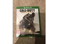 Call Of Duty Advanced Warfare Game Xbox one