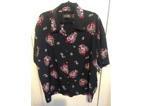 LA ROCCA / B C ETHIC Devil girl / Martini glass shirt