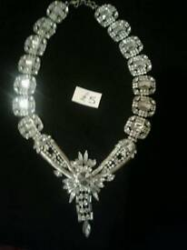 Beautiful hand made necklace