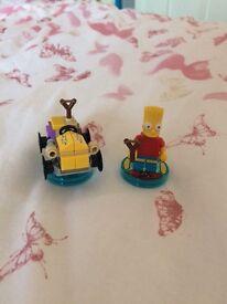 Lego dimension fugues An game