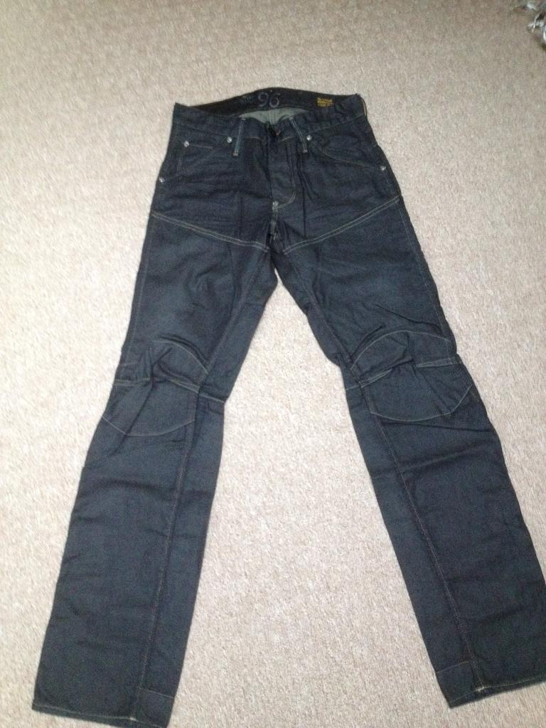 Original G-Star jeans dark denim