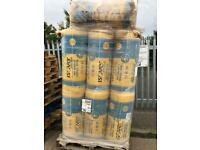 Wall insulation roll